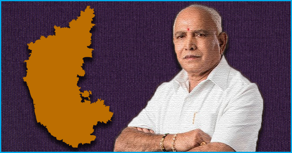 B S Yeddyurappa's Journey From A Clerk, Hardware Store Owner To Being A Three-Time CM
