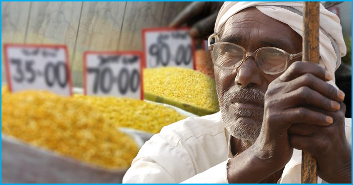 Govt Allows Import Of Pulses From Mozambique, Even As 6 Lakh Tons Of Pulses Lies Unsold With Farmers