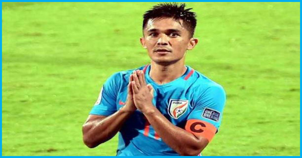 Scream At Us, Abuse Us, But Please Come To Stadiums; Appeals Sunil Chhetri, India