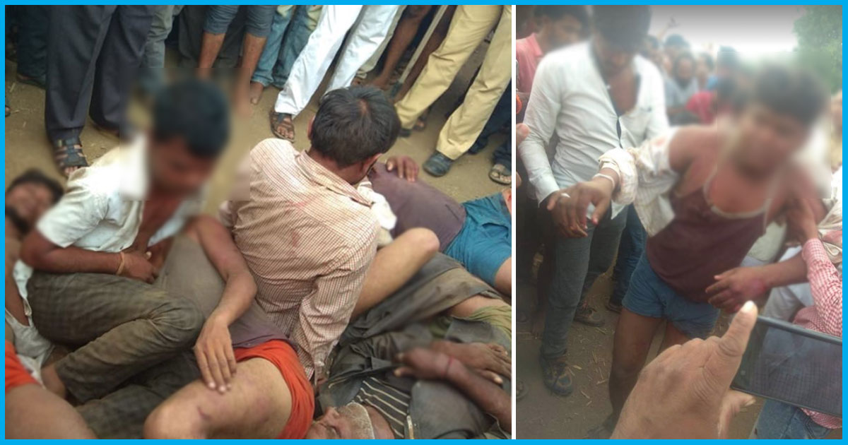 Two Tribals Lynched By A Mob In Suspicion Of Being Robbers In Aurangabad, Maharashtra; Case Registered Against 300