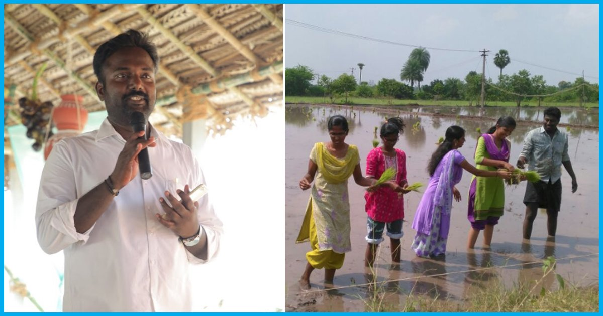 Using Farming This Man Is Grooming IAS, IPS And Other Jobs Aspirants To Serve The Society More Efficiently