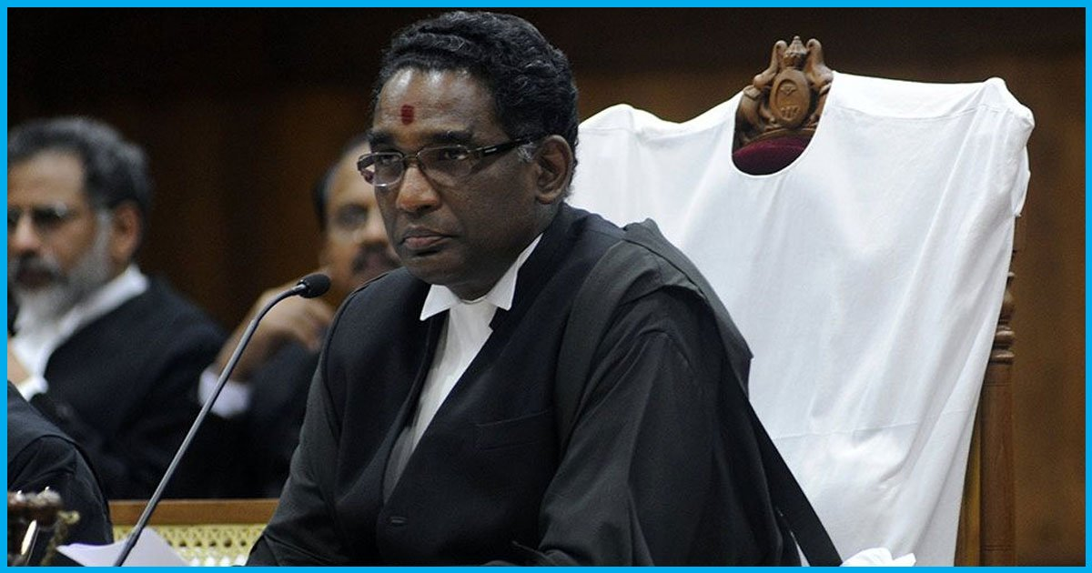 Know About Justice Chelameswar Who Retired Today After A Seven-Year Tenure In Supreme Court