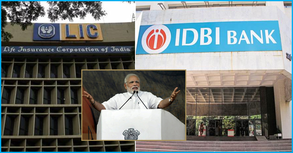 Should Your Hard-Earned Insurance Premiums Be Risked For A Failing Bank? LIC To Buy Stake In IDBI