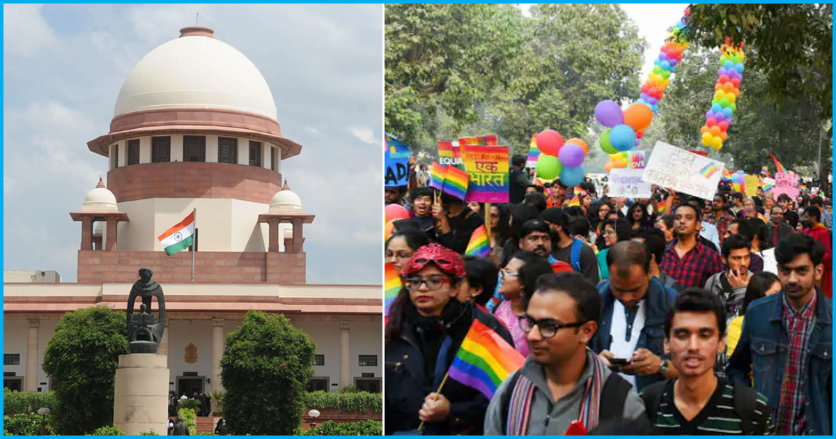 """""""We Are Hopeful"""" Say Petitioners As SC Begins Fresh Hearings On Section 377"""
