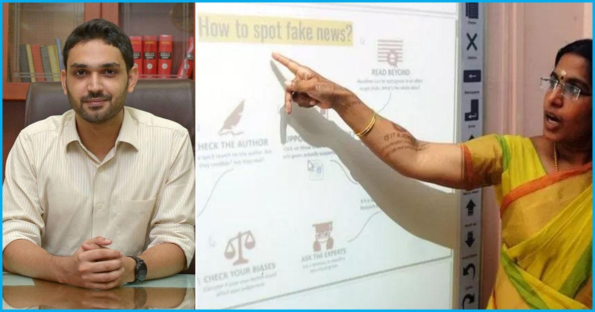 Kerala: 150 Govt Schools Are Teaching Kids How To Spot Fake News