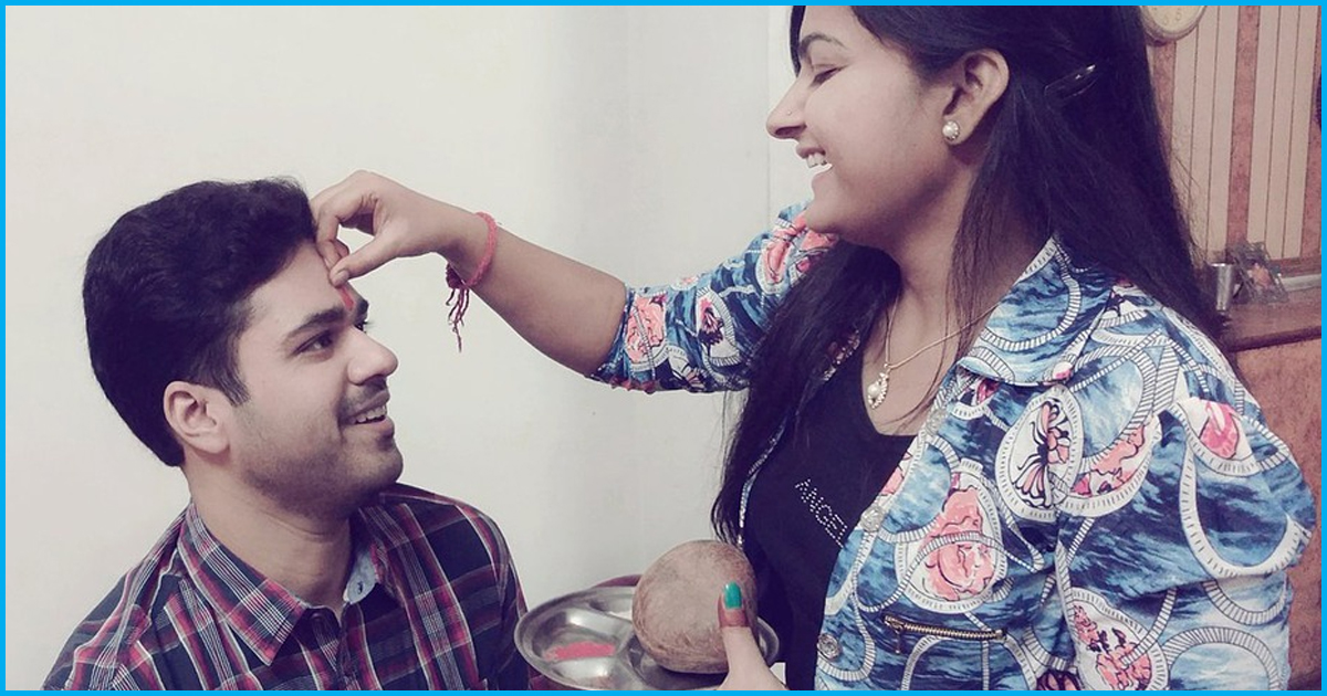 Celebrate The Bittersweet Bond This Raksha Bandhan With A Heartfelt Personalised Gift