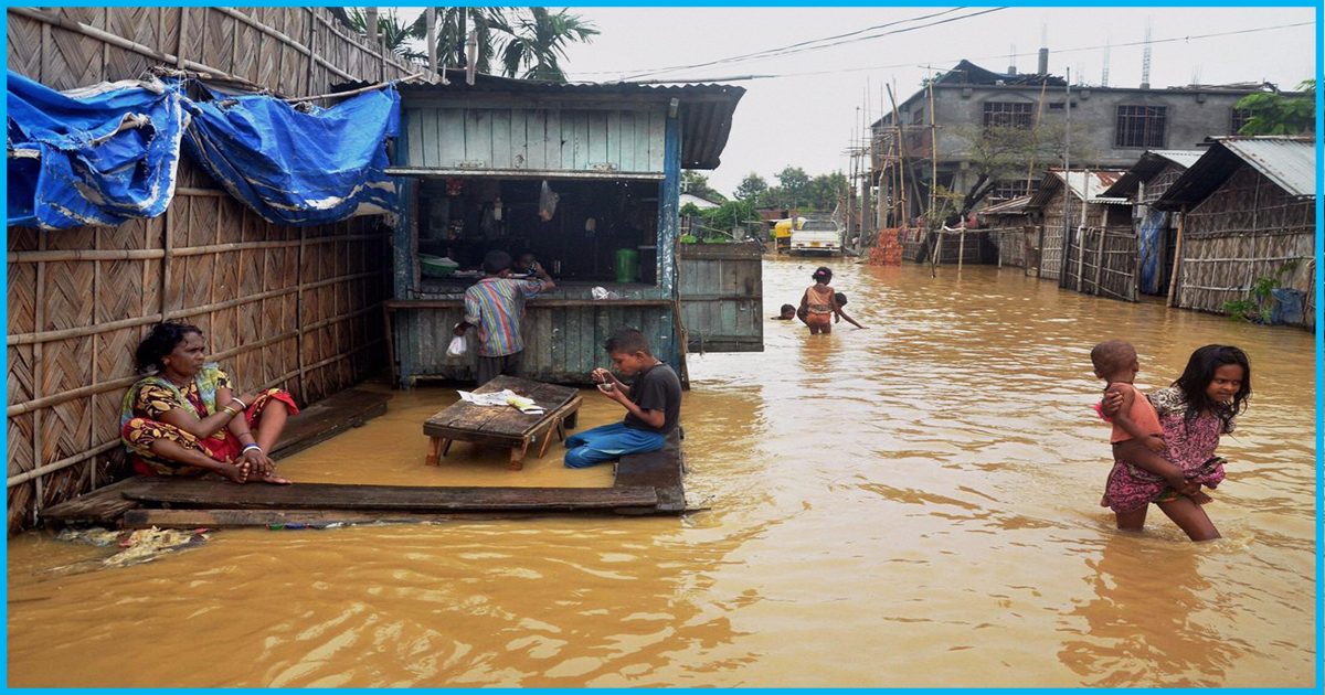 Nagaland Loses 12 Lives Due To Floods, Thousands Displaced As Floods Continue To Destroy Other States