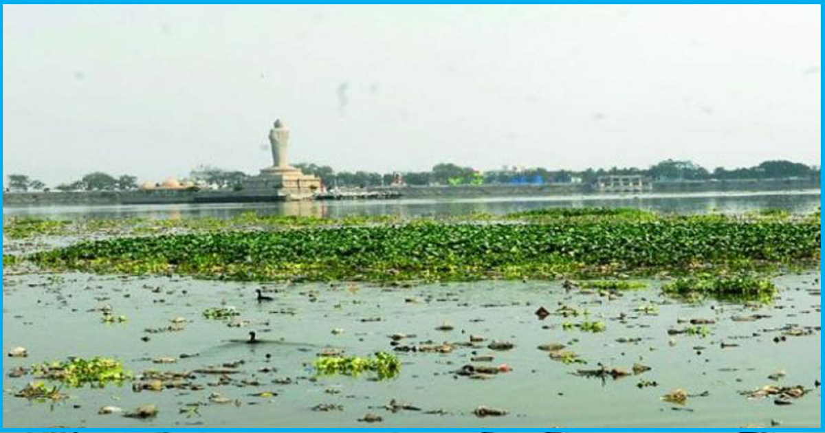 Hyderabad: 15 Years & Rs 1034 Crore Later, Hussain Sagar Lake Knocks At Deaths Door