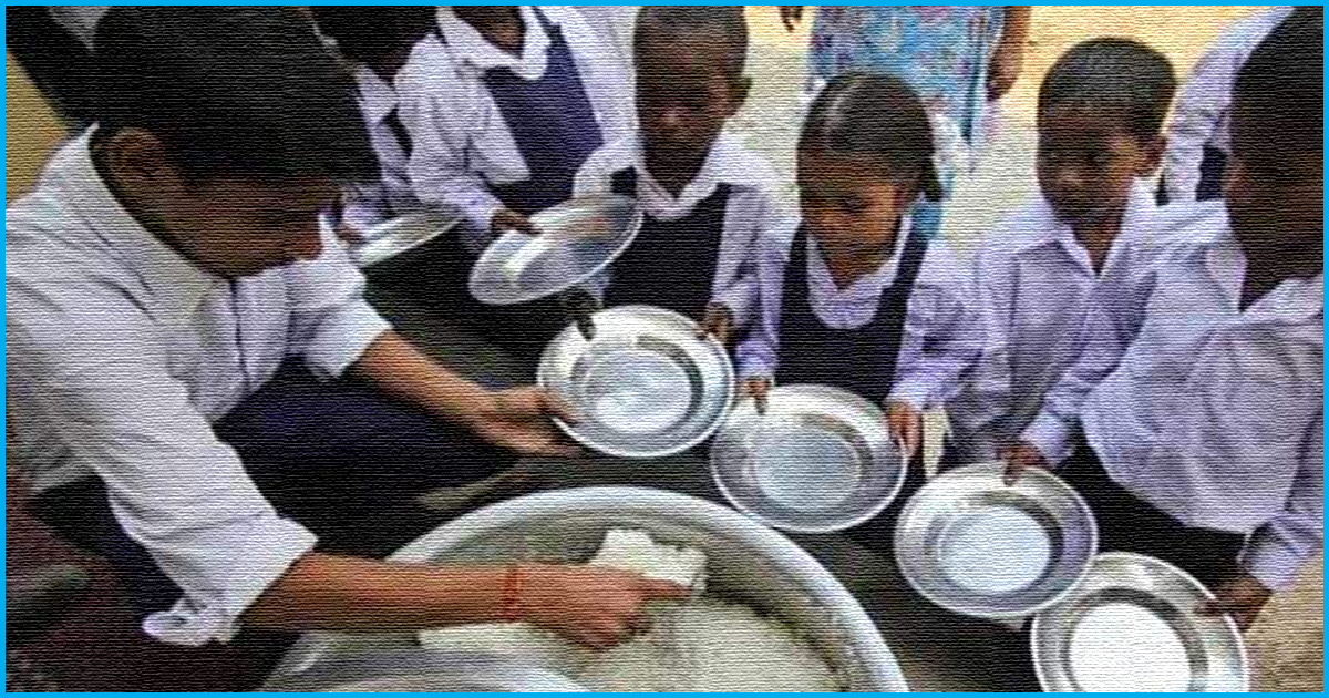 UP: Children Boycott Mid-Day Meal Prepared By Dalit Cook, Meal Thrown Out After Protests