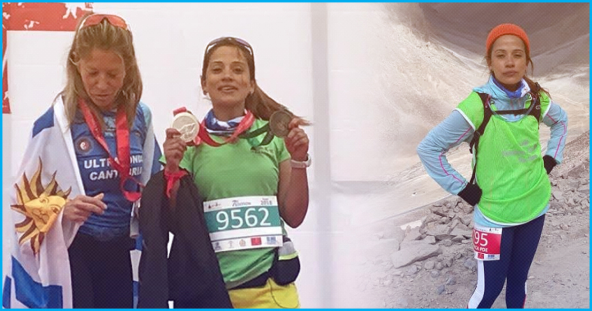 Shillong: Meet The 36-Yr-Old Working Mother Who Completed The Highest Ultra-Marathon In The World