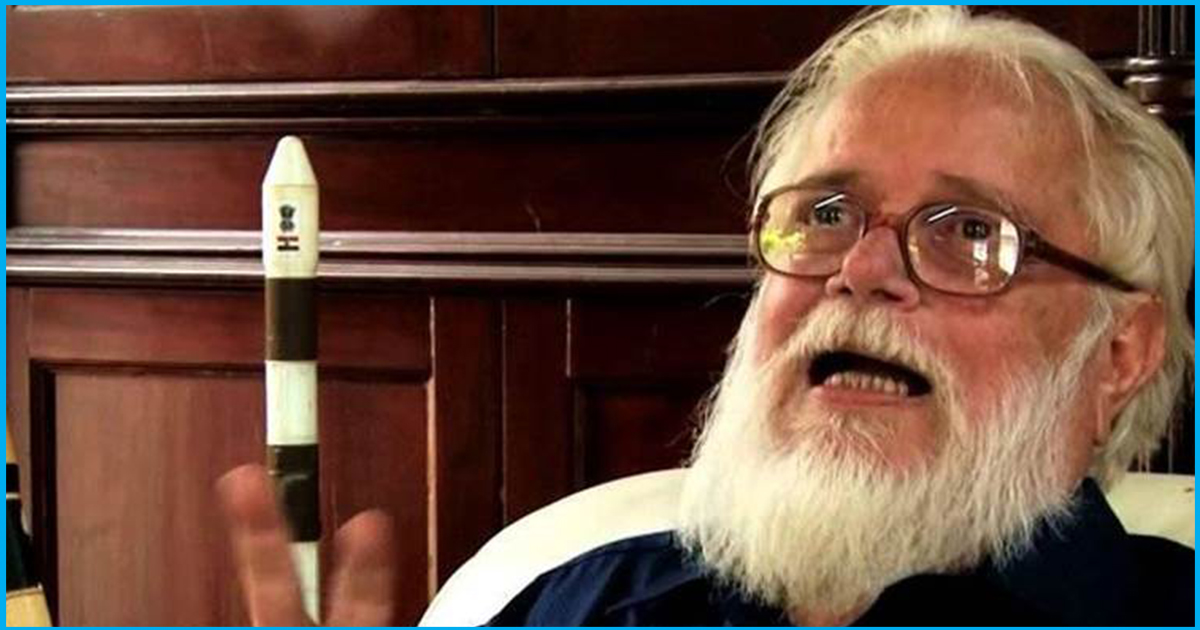 SC Awarded 50 Lakhs As Compensation To Former ISRO Scientist Nambi Narayanan For False Charges Against Him