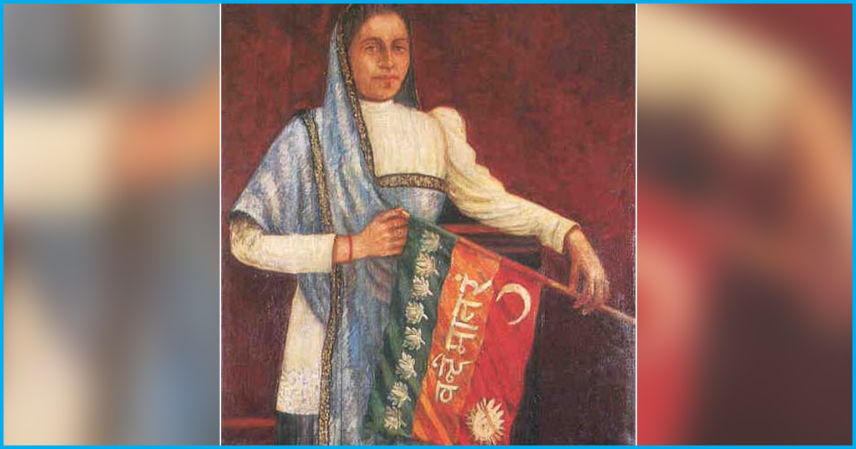 Bhikaiji Cama: Mother Of Indian Revolution & First Person To Hoist Indian Flag On Foreign Land