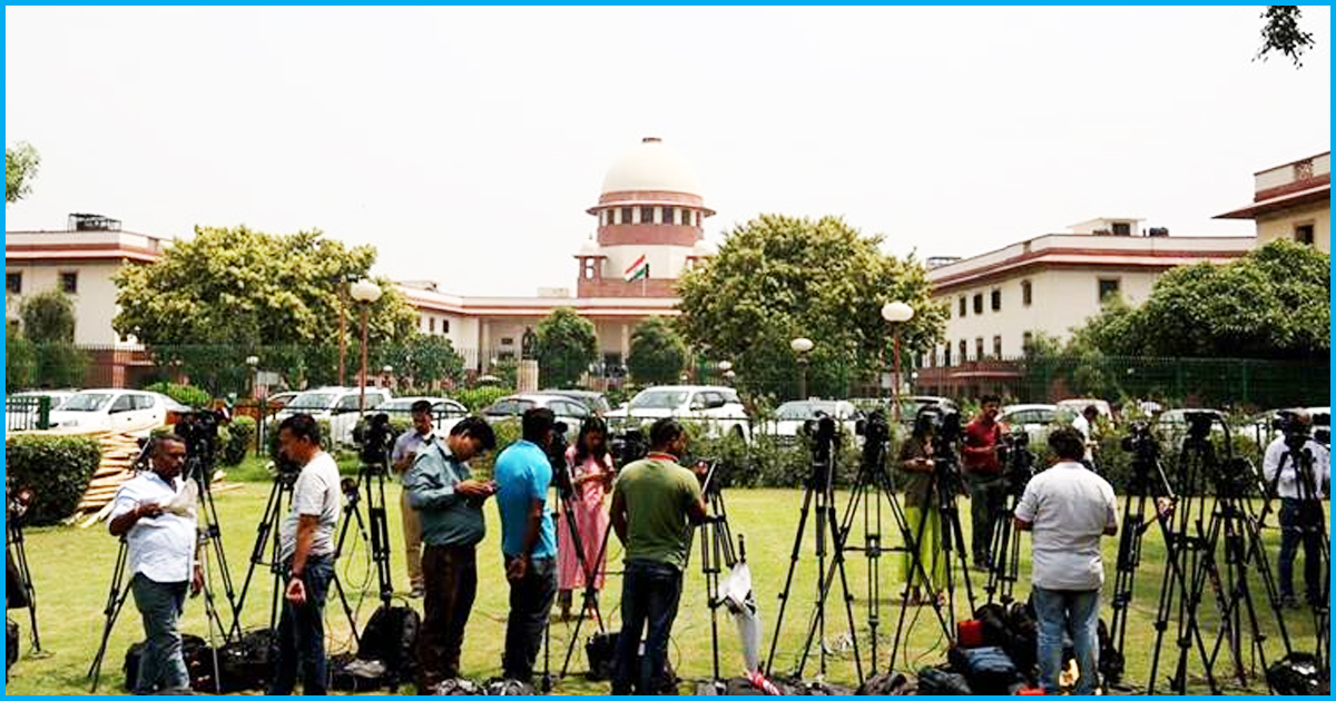 Public Has Right To Know; Supreme Court To Live Stream Court Proceedings