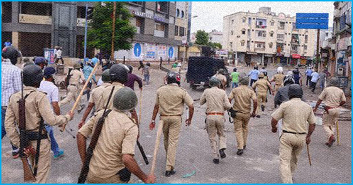 """""""Very Serious About Resuming Law & Order"""" State Home Minister Says 450 Arrested For Attacks In Gujarat"""