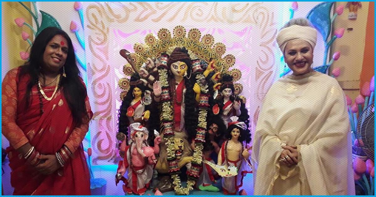 Durga Puja Festivities: Kolkatas Transgenders Organise Their First Puja Where Everyone Is Welcome