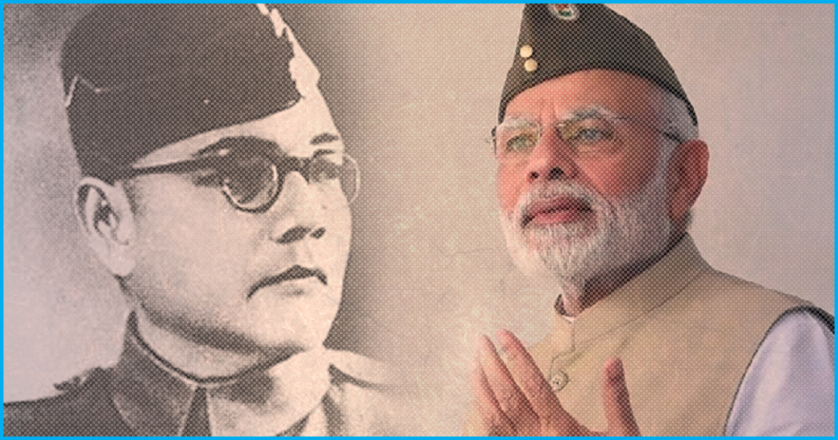 Subhas Chandra Bose Was A Fervent Critic Of Savarkar, One Of PM Modi's Biggest Heroes