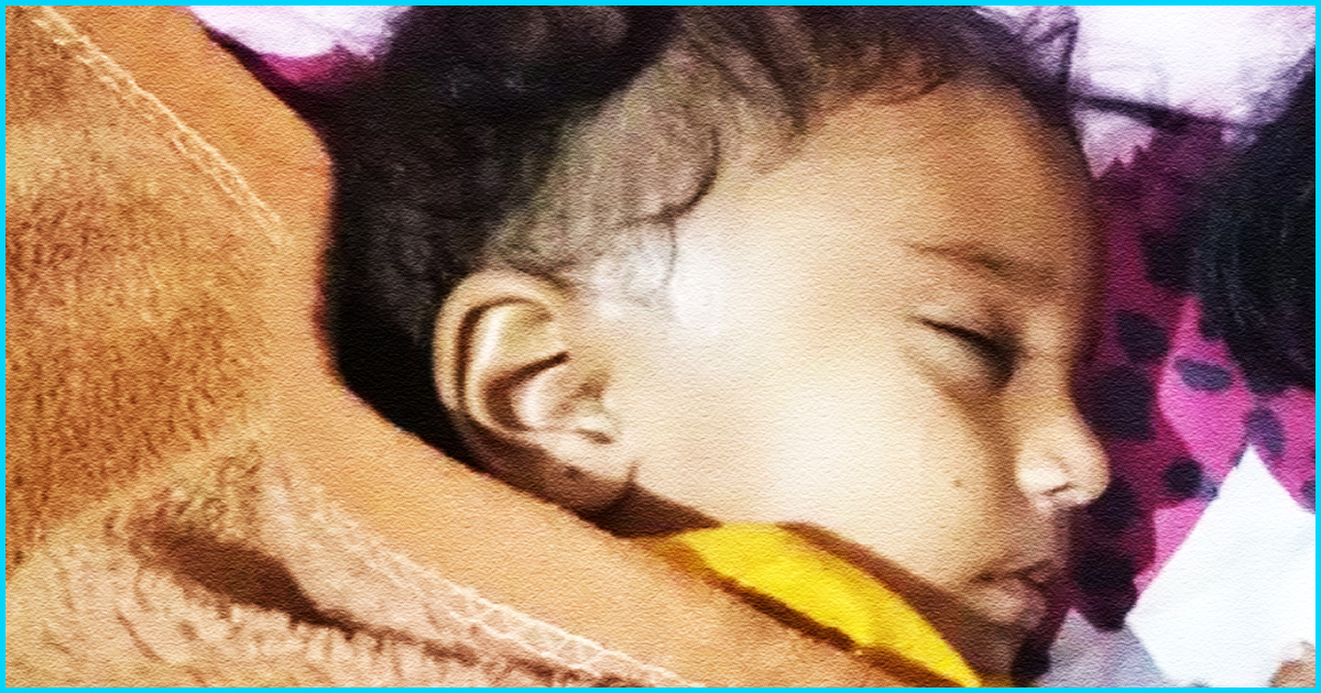 Amritsar Tragedy: Woman Saves 10-Month-Old Baby Flung Into Air Moments Before The Train Hit His Father