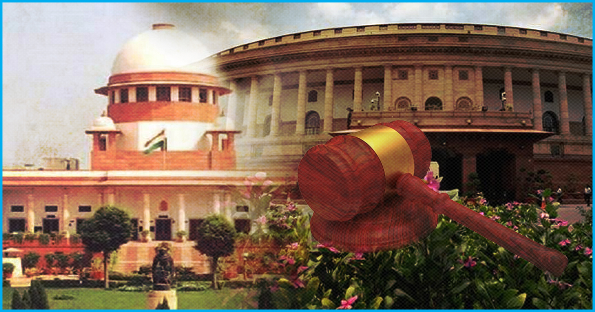 4,122 Cases Pending Against MPs & MLAs, Some Of Which Could Amount To Life Imprisonment, Death Penalty