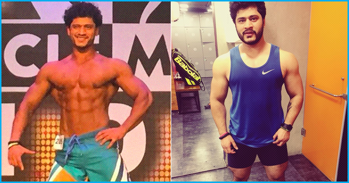 In A First, 26-Yr-Old Transman From Delhi Becomes Bodybuilding Champion In Men