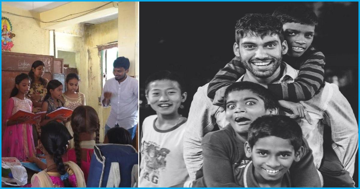 This Hyderabad-Based NGO Hones Skills Of Underprivileged Children By Organising Regular Weekend Camps