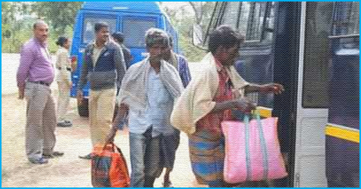 Beaten With Iron Rods & Left Unfed: Police Rescues 52 People From Bonded Labour In Karnataka
