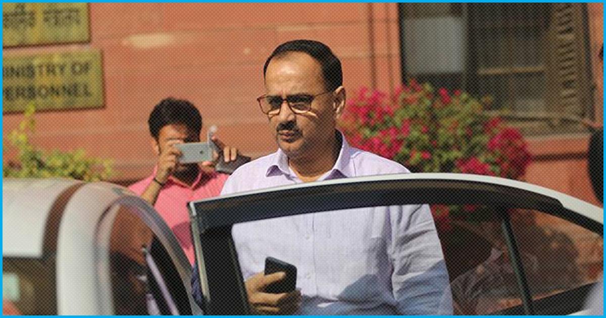 False, Unsubstantiated & Frivolous Allegations: Alok Verma On His Ouster As CBI Chief
