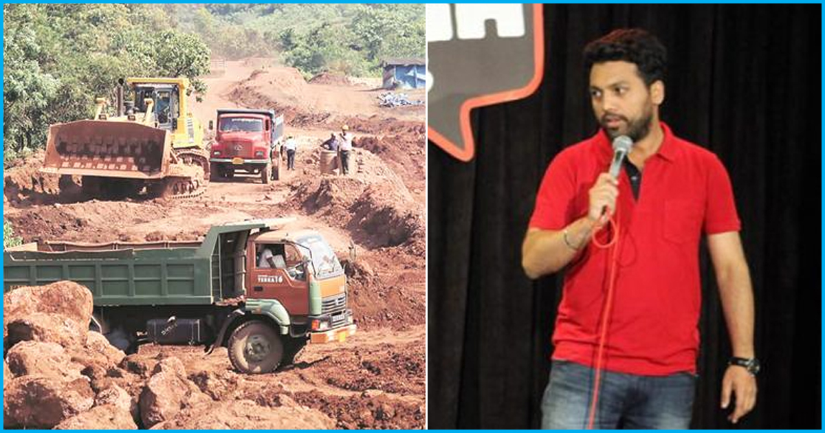 [Watch] Stand-Up Comedian Performs With No Audience To Highlight Meghalayas Mining Tragedy