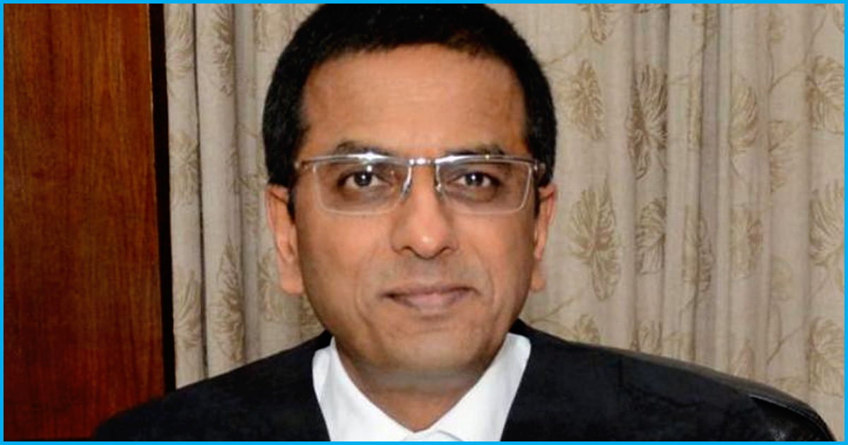 When Mob Lynches A Person For The Food He/She Has, Constitution Is Lynched: Justice Chandrachud