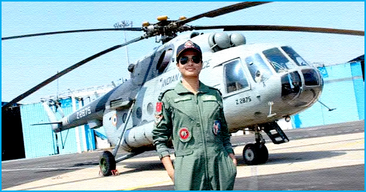 Hina Jaiswal Becomes Indian Air Force's First Woman Flight Engineer