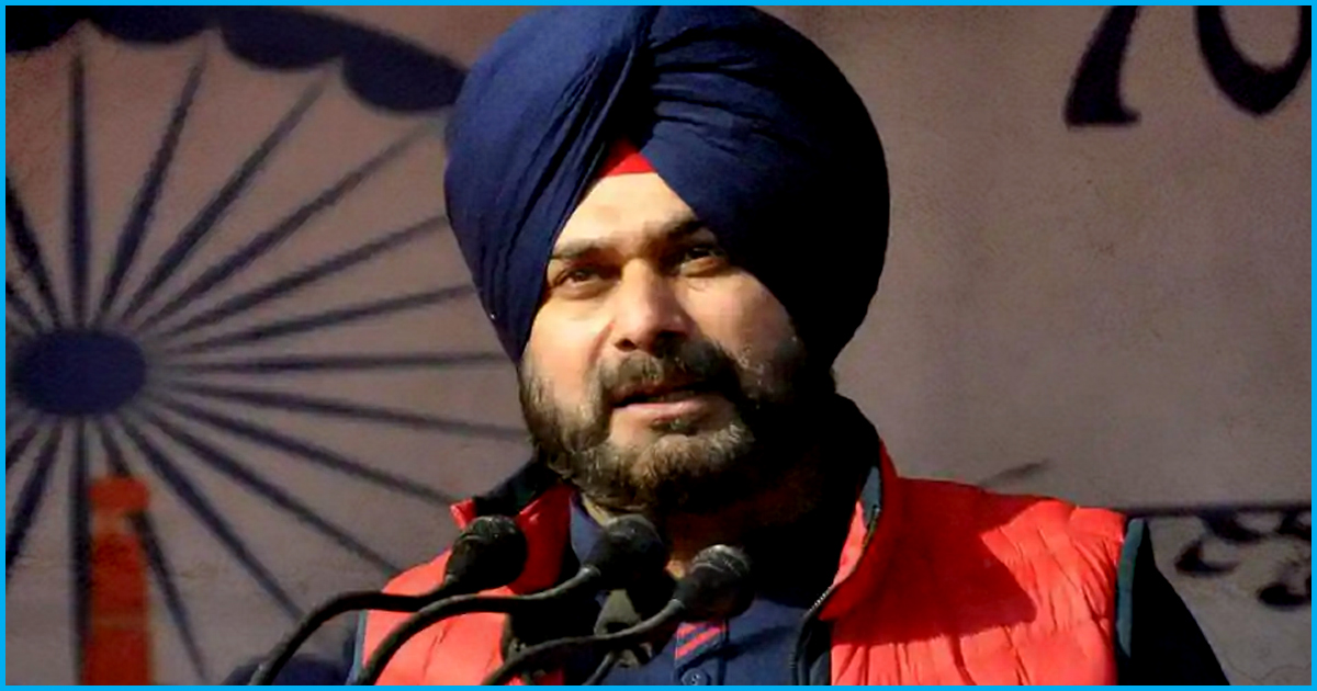 """Can An Entire Nation Be Blamed?"" Remarks Navjot Singh Sidhu Over Pulwama Attack"