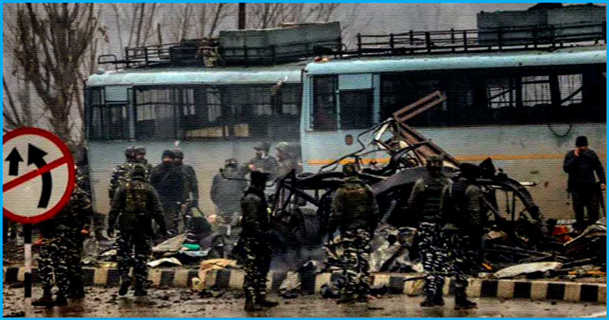 Pulwama Attack: Car Used In Bombing Was Bought 10 Days Before Attack; Owner Evading Arrest