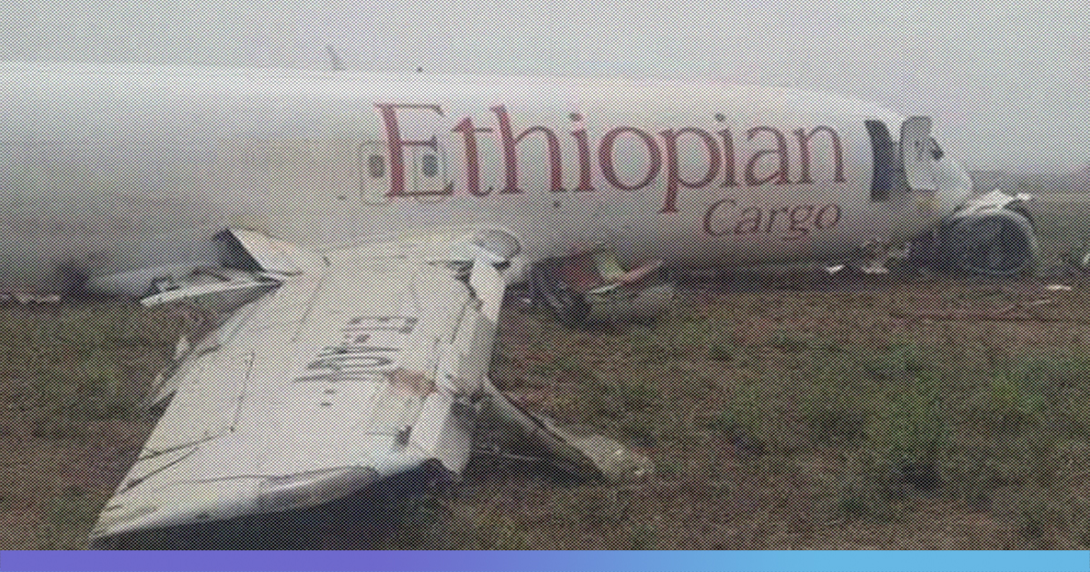 157 People Including Four Indians Lost Their Lives In Ethiopian Plane Crash; Black Box Found