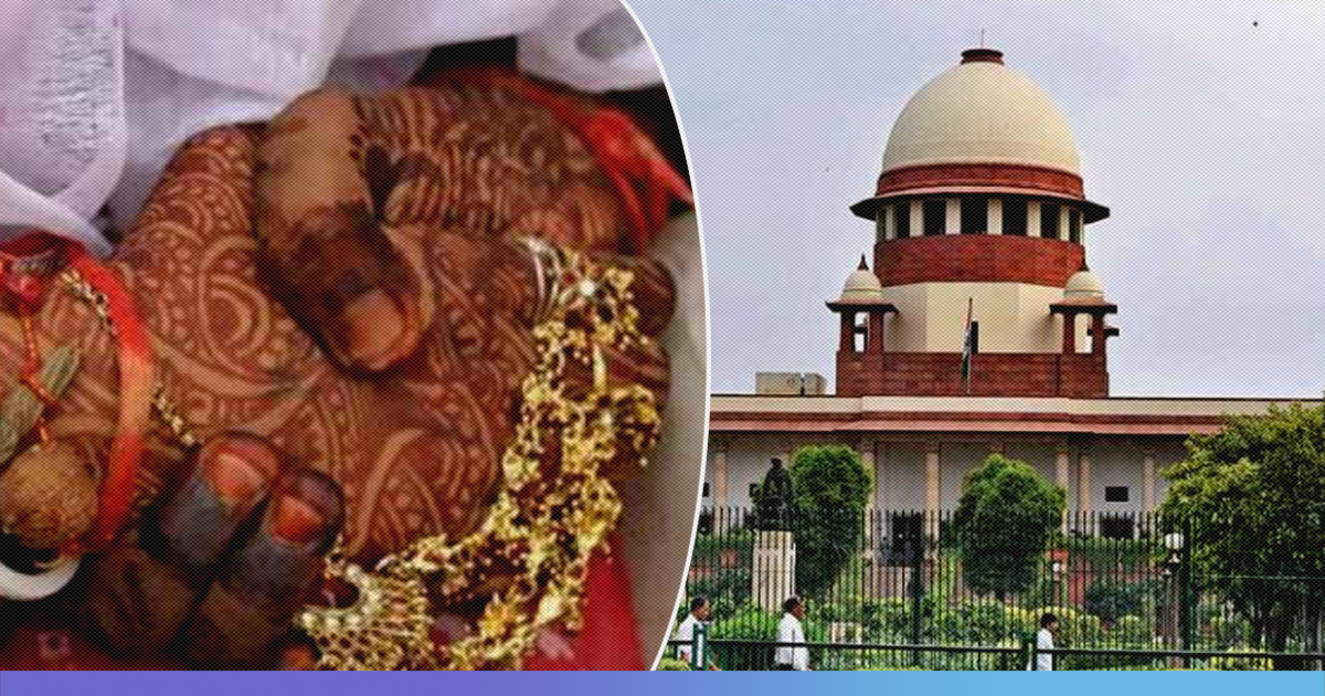 Sex With A Woman On The False Promise Of Marriage Is Rape, SC Restates Legal Position