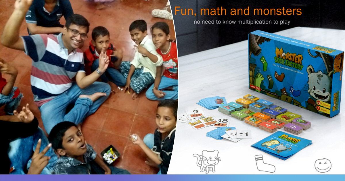 Learning Is Fun: Underprivileged Kids Have A Spectacular Day Out Playing Maths Games