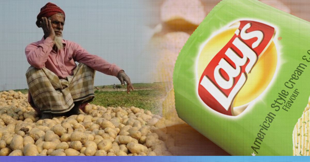 PepsiCo Sues Farmers For Growing Lays Variety Potatoes, Demands Rs 1.05 Crore Each