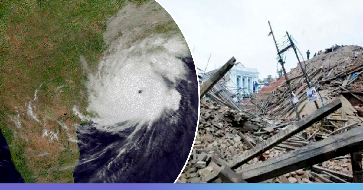 With Cyclone Fani Wreaking Havoc In Odisha, Heres Why Most Cyclones Hit Indiaa East Coast