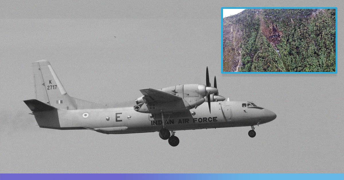 AN-32 Crash: No Survivors, All 13 People On Board Declared Dead