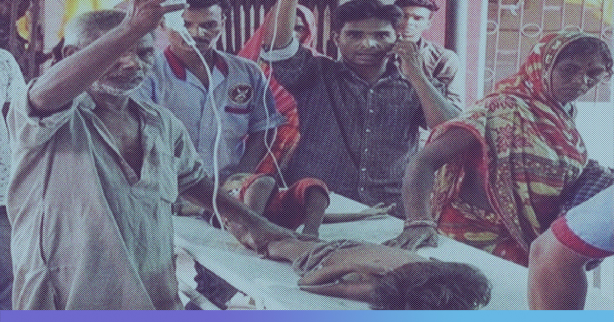 Bihar: 20 Children Die Of Encephalitis In 24 Hours, Death Toll Rises To Staggering 93