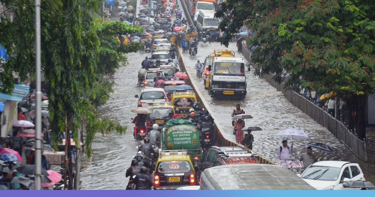 Heavy Rainfall In Mumbai Kills 18, Disrupts Public Transport Services