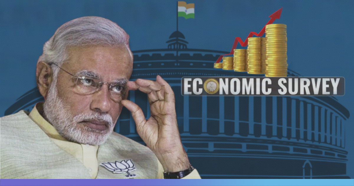 Economic Survey Predicts 7% Growth In 2019-20