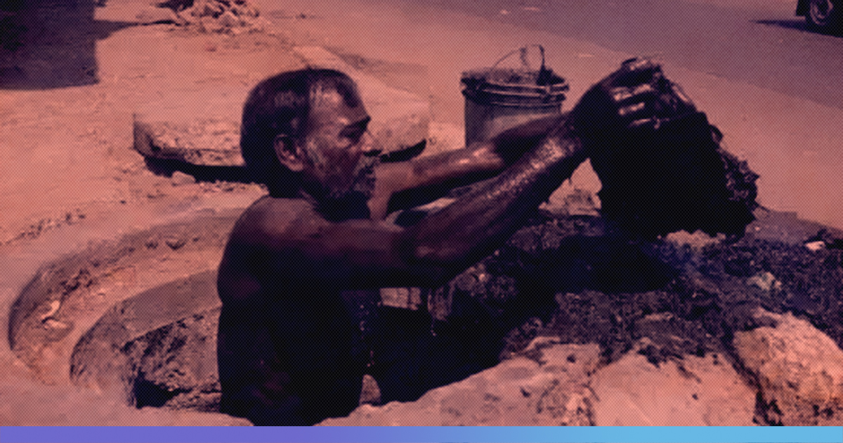 Manual Scavenging Kills: 88 Lives Lost In the Last Three Years