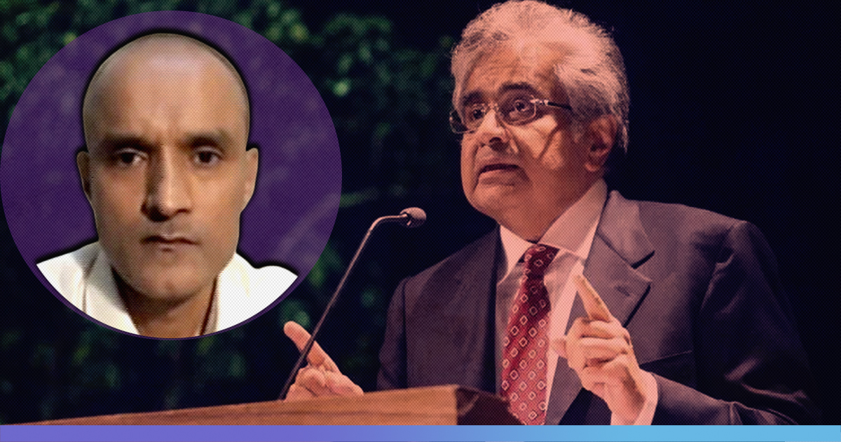Harish Salve: The Advocate Who Represented India At ICJ In Kulbhushan Jadhav Case For 1 Rupee