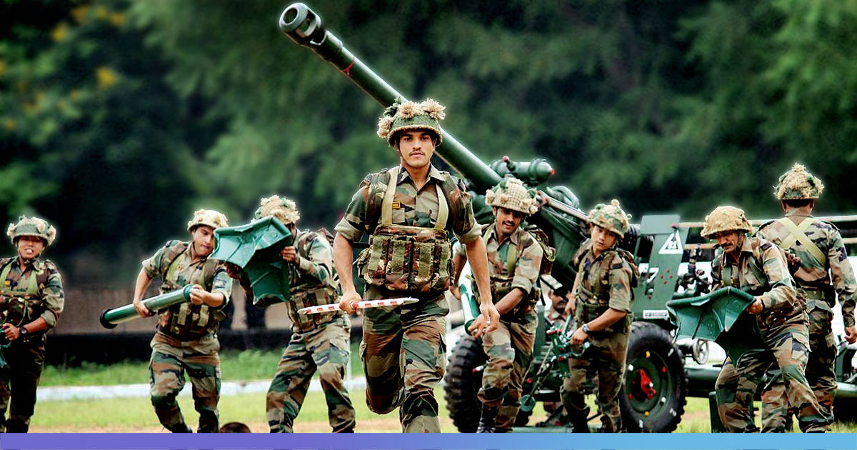 Indian Army To Be Downsized By 27,000 Soldiers With Aim To Cap ...