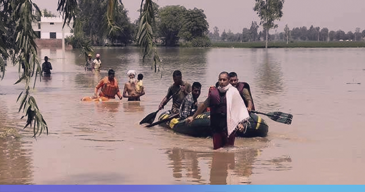 Flood Fury In Punjab: State Continues To Grapple With Incessant Rains And Loss Of Livelihood And Crops