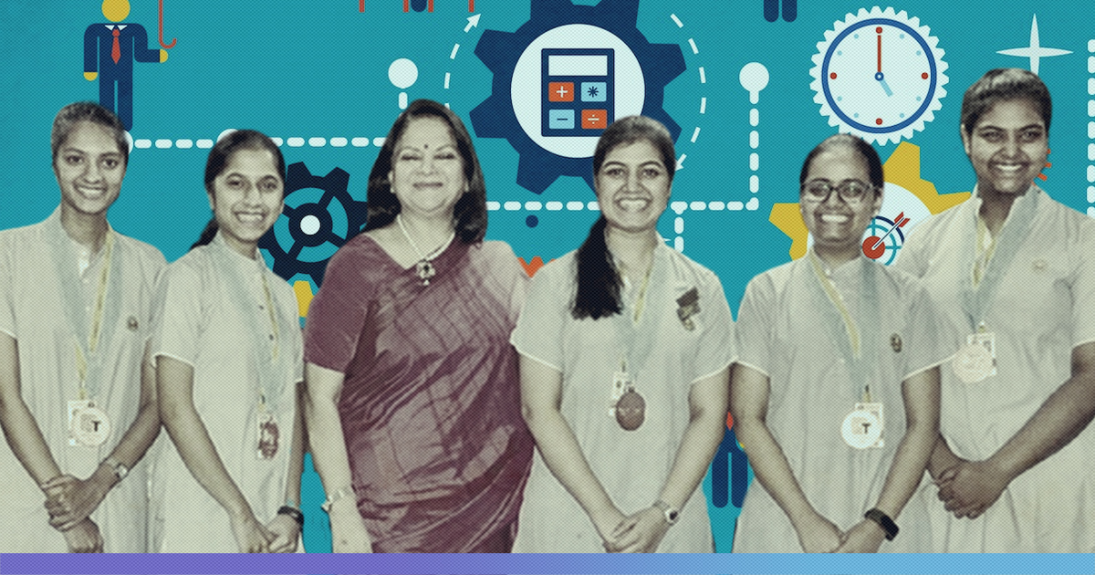 Noida Girls Create App Connecting Old-Age Homes To Children In Orphanages, Wins Bronze At Technovation Challenge
