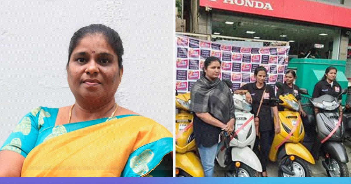 This Bengaluru Lady Is