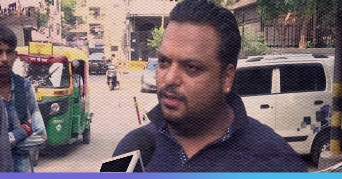 Gurugram: Man Fined Rs 23,000 For Traffic Violation While Driving A Rs 15,000 Scooter