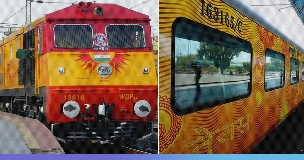 IRCTC Run Private Tejas Express That Flaunts Aeroplane-Like Facilities, To Run From October 4
