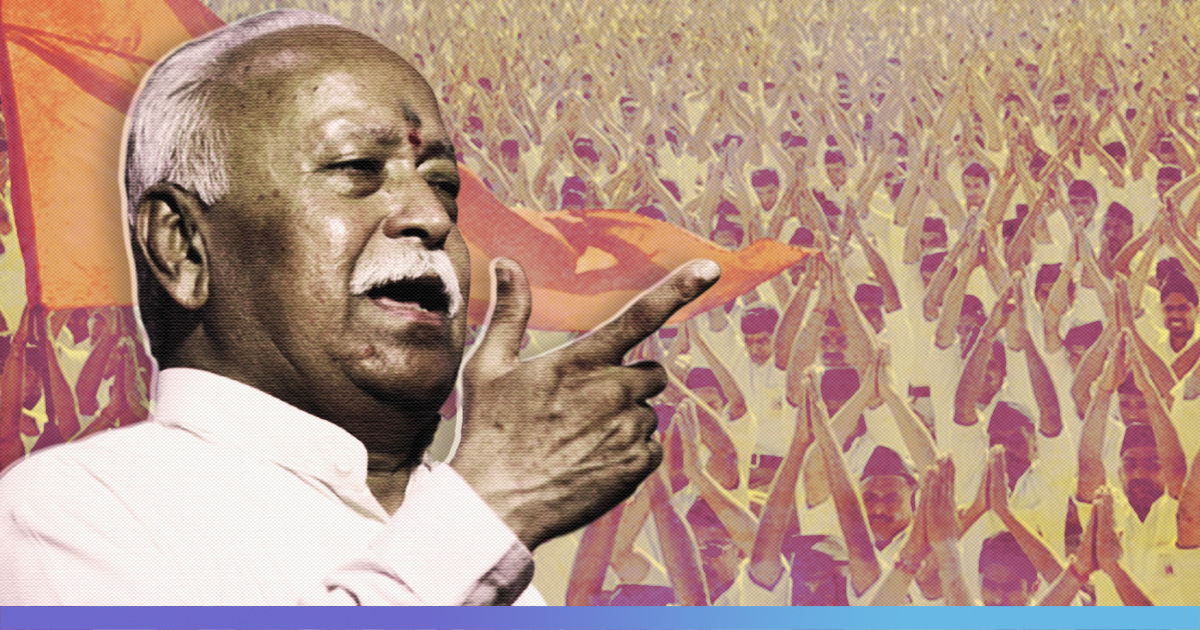 Lynching A Western Concept, Meant To Defame Hindu Society: RSS Chief Mohan Bhagwat