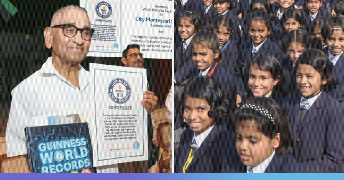 "Lucknow: ""World's Largest School"" Has Only 15 Students Under Right To Education"
